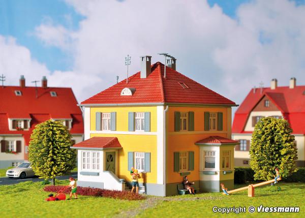 H0 Wohnhaus Pappelweg
