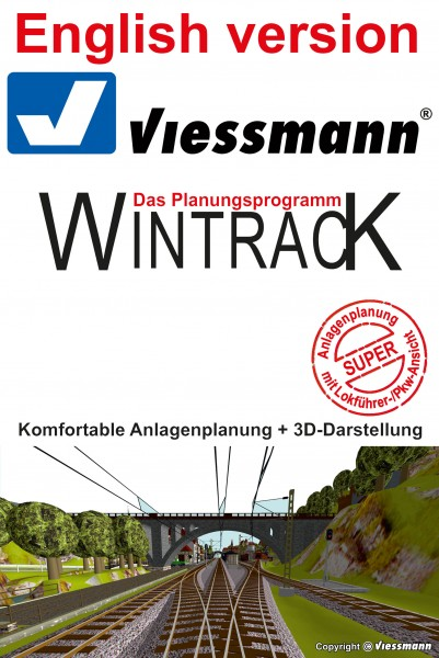 WINTRACK 14.0 3D Vollversion - EN