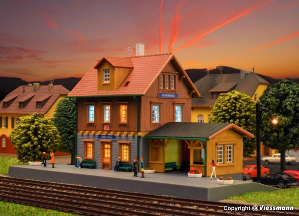 N Bahnhof Sondernau