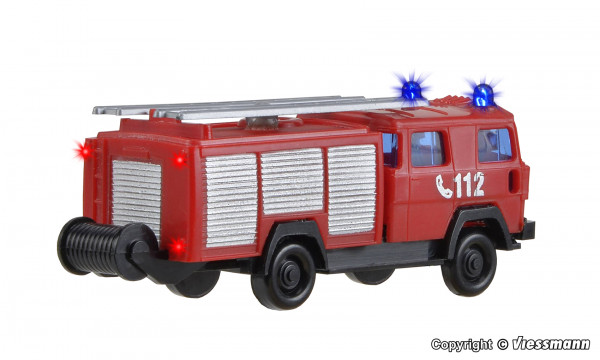 N Feuerwehr-LF 16 MAGIRUS mit elektrischem