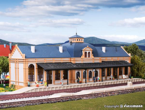 H0 Bahnhof Nordstadt