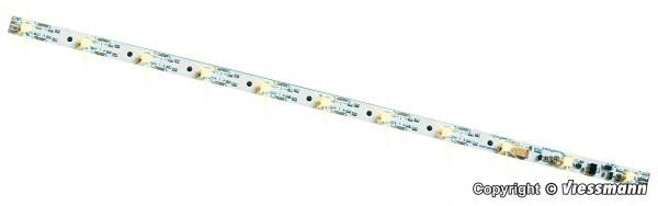 H0 Waggon-Innenbeleuchtung, 11 LEDs warmweiß