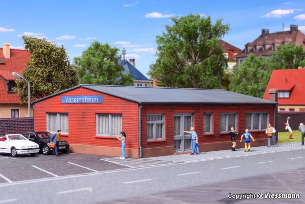 H0 Vereinsheim