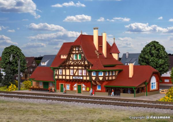 Z Bahnhof Neuffen