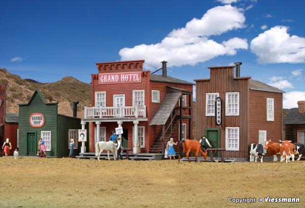 H0 Westernhäuser Ensemble Hotel