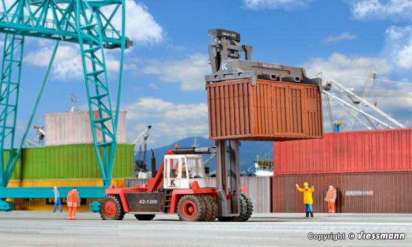 H0 KALMAR Containerlader