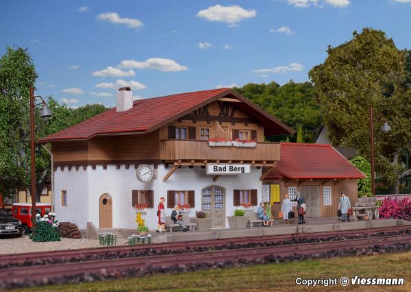 H0 Bahnhof Bad Berg