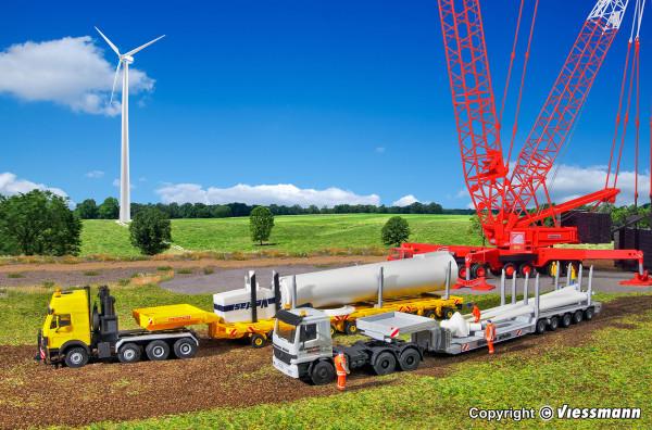 H0 Windkraftanlagentransport