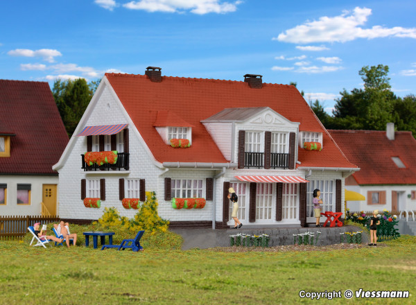 H0 Landhaus Cloppenburg