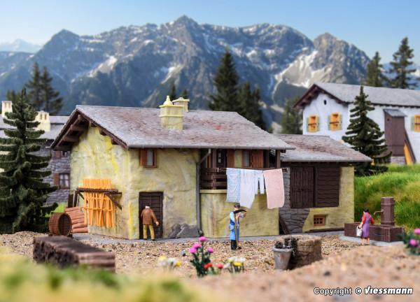 H0 Berghaus Palü in Grevasalvas