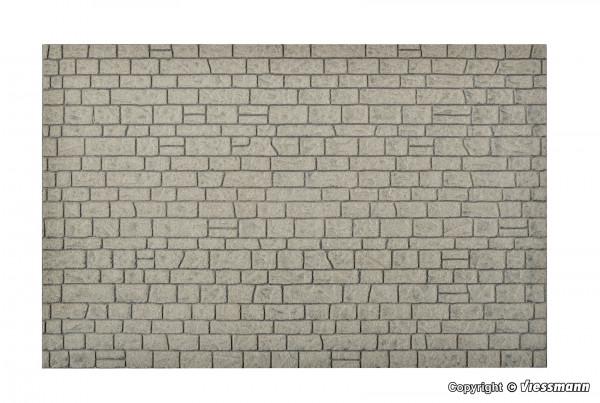 G Mauerplatte Naturstein aus Steinkunst,