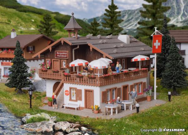 H0 Bergrestaurant
