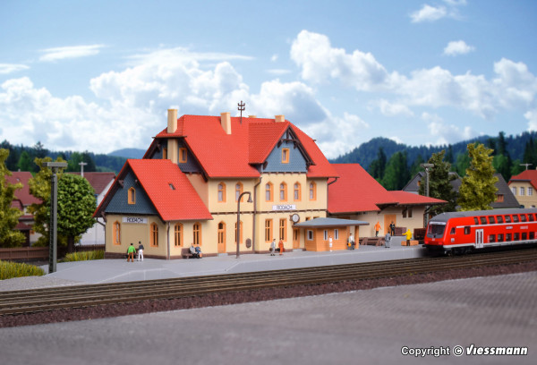 Z Bahnhof Rodach