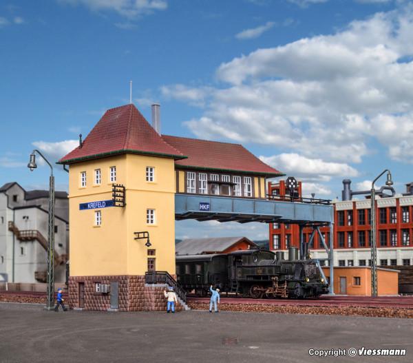 N Brückenstellwerk Krefeld