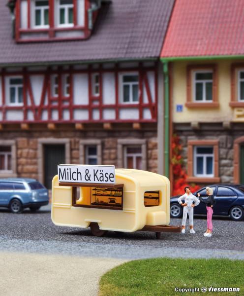 N Verkaufswagen Käse