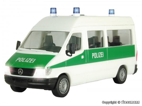 H0 MERCEDES BENZ Sprinter Polizei mit