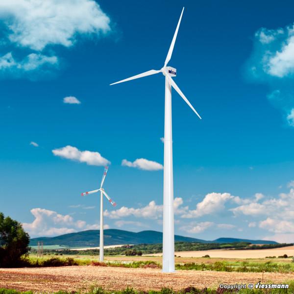 H0 Windkraftanlage