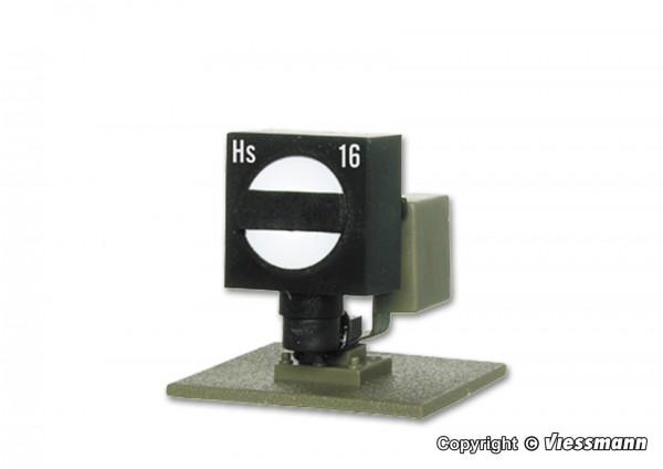 H0 Form-Sperrsignal, Zwergausführung