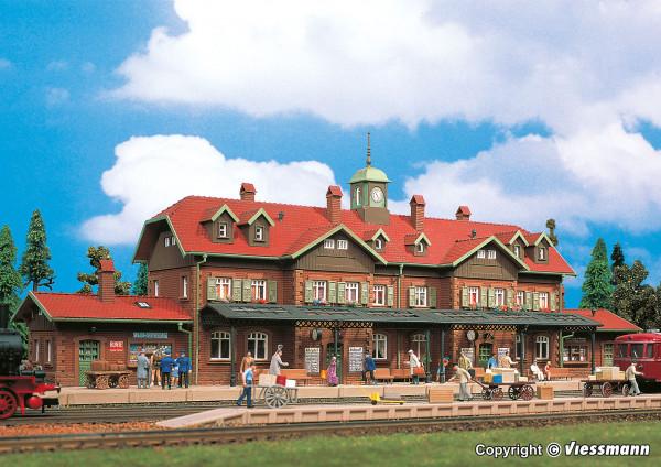 H0 Bahnhof Moritzburg
