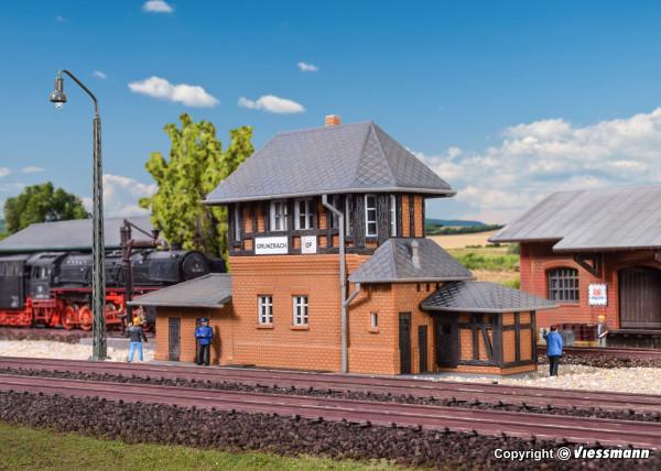 N Stellwerk Grunzbach