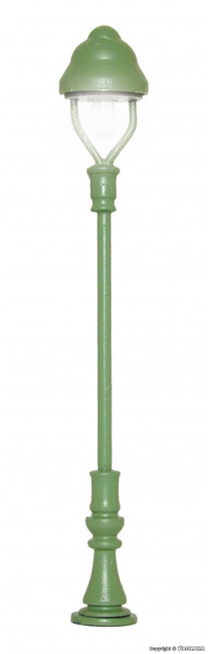 TT Einheits-Gaslaterne grün