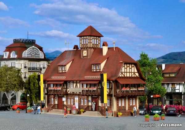 H0 Rathaus Fürstenberg