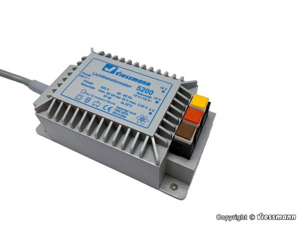 Lichttransformator 16 V, 52 VA
