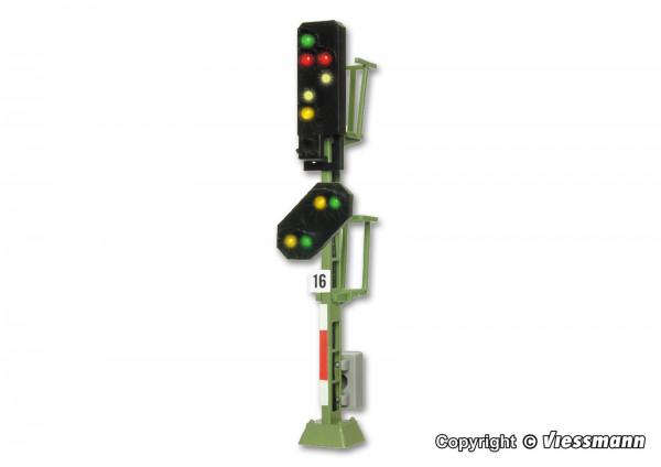 TT Licht-Ausfahrsignal mit Vorsignal