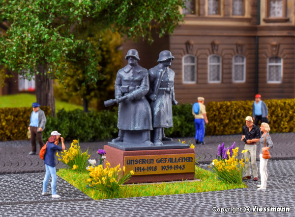 H0 Kriegerdenkmal