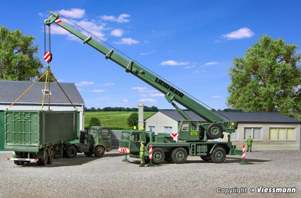 H0 Bundeswehr LIEBHERR Mobilkran LTM 1050/3
