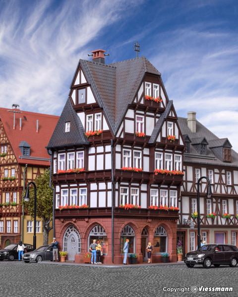 H0 Fachwerkstadthaus