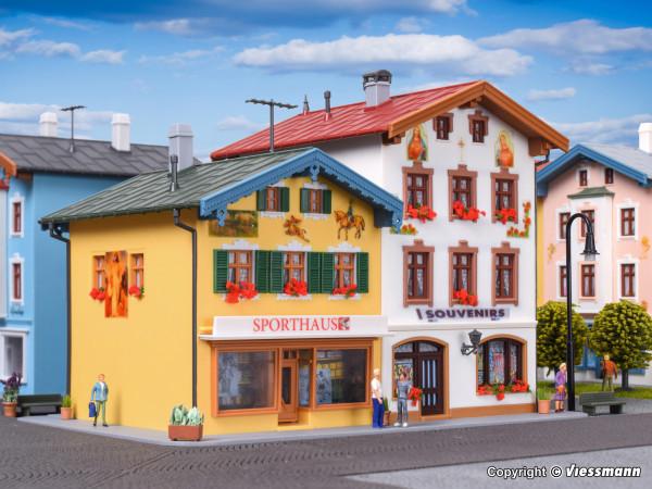 H0 Sporthaus und Souvenir-Shop in Tölz