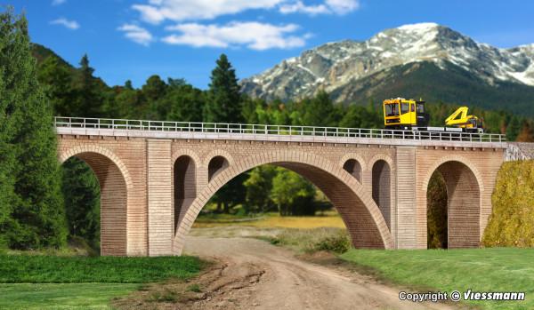 H0 Hölltobel-Viadukt, eingleisig