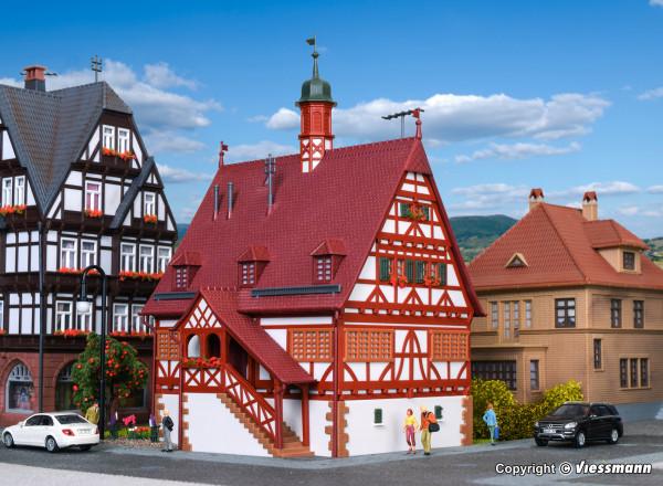 H0 Rathaus in Maichingen