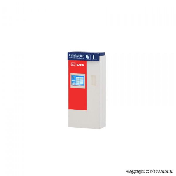 H0 DB Fahrkartenautomat mit LED-Beleuchtung
