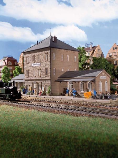 H0 Bahnhof Kulmbach