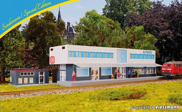 H0 Bahnhof Altburg