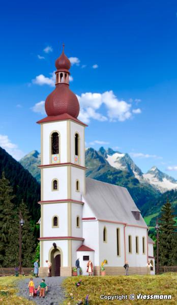 H0 Kirche in Ramsau